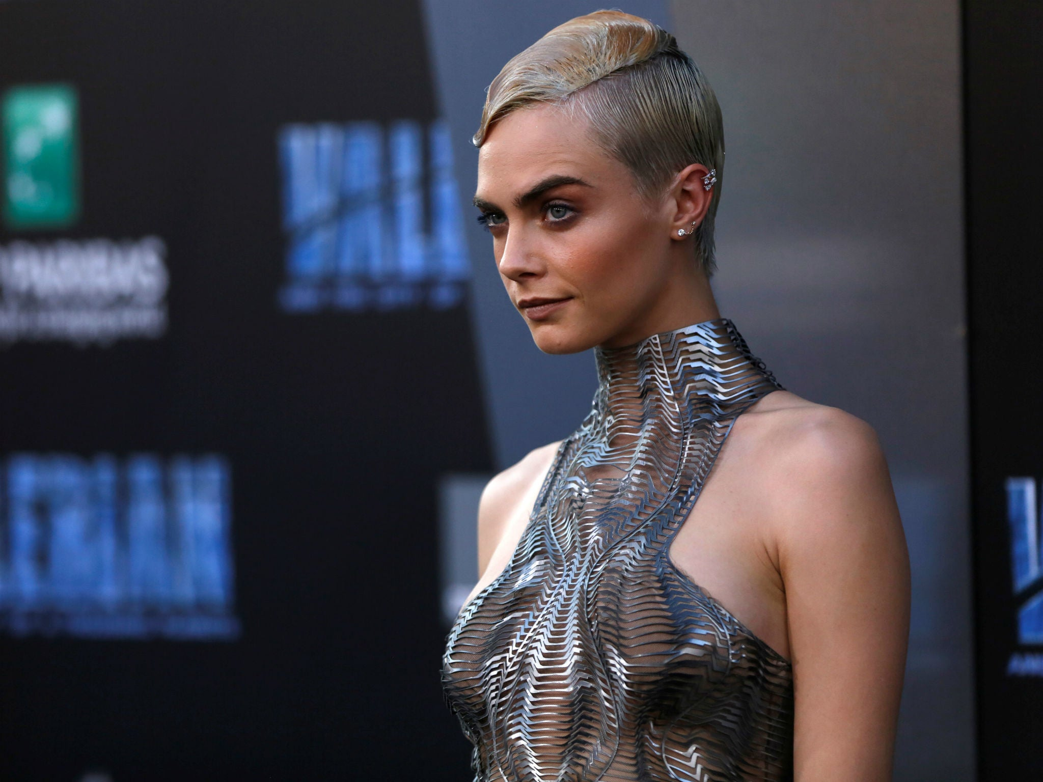 Cara Delevingne Claims Harvey Weinstein Tried To Make Her Kiss