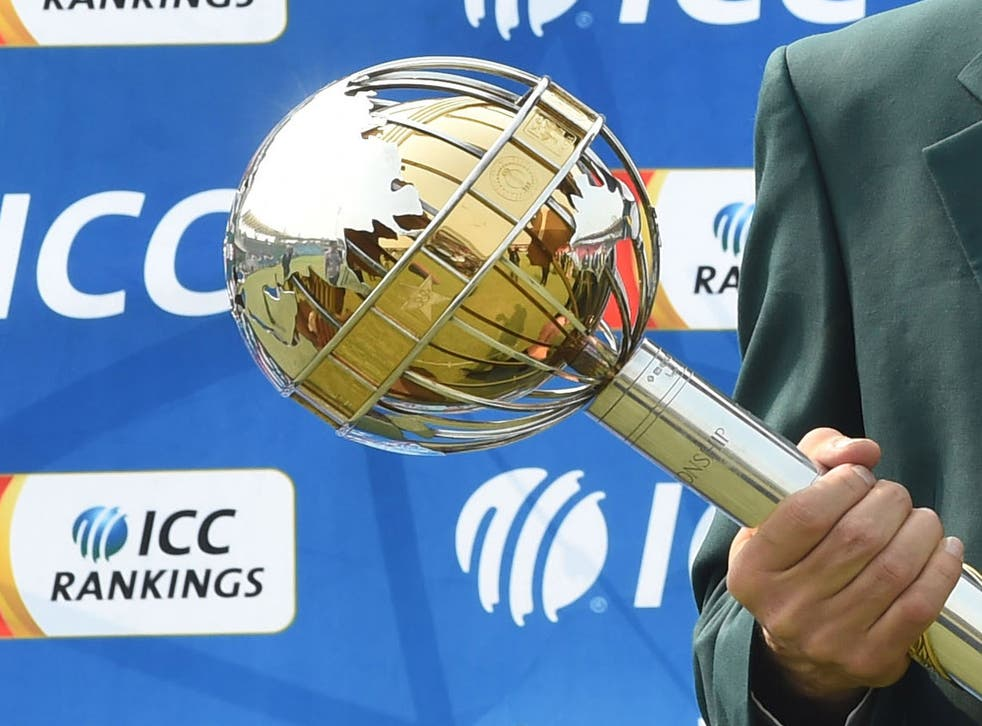 Test cricket has always been decided by rankings