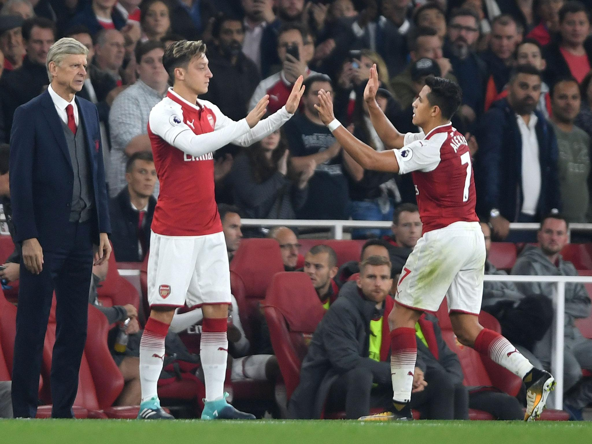 Image result for Wenger admits that Alexis Sanchez should defend Manchester United