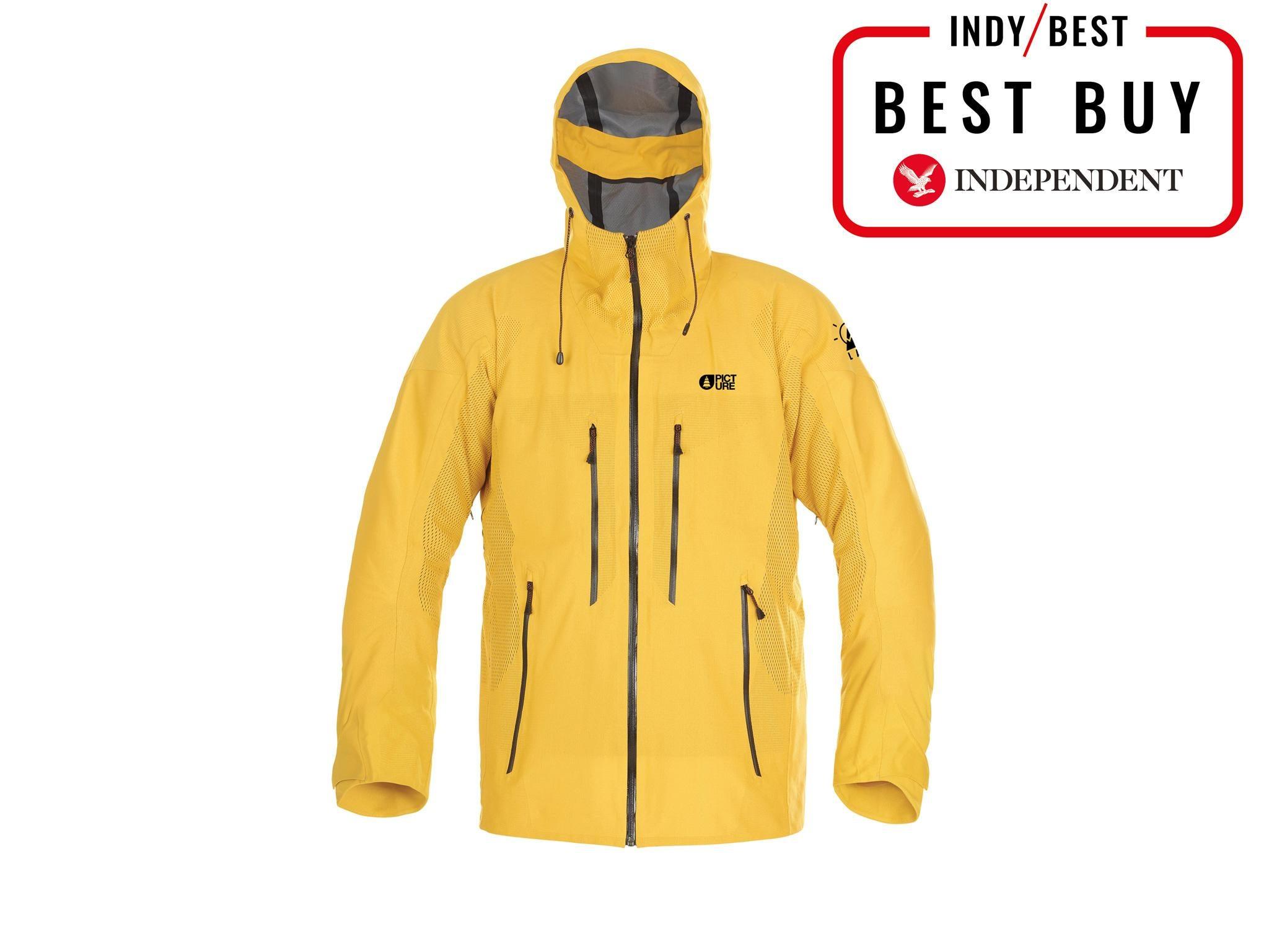 10 best men s ski and snowboard jackets