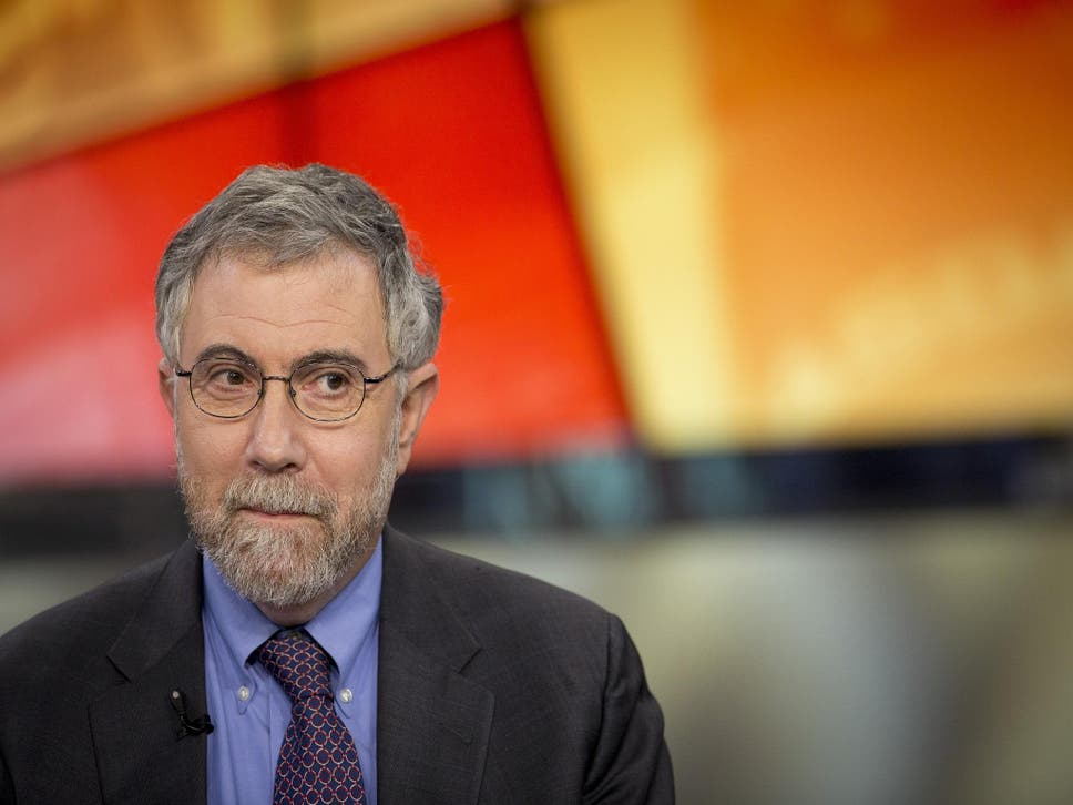 A view from the top paul krugman nobel prize winner and americas the political durability of the euro has been greater than i understood he fandeluxe Choice Image