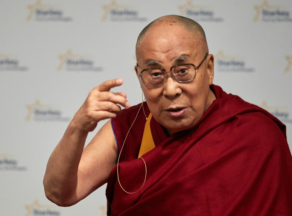 The 83-year-old Buddhist monk's condition was stable, aide says