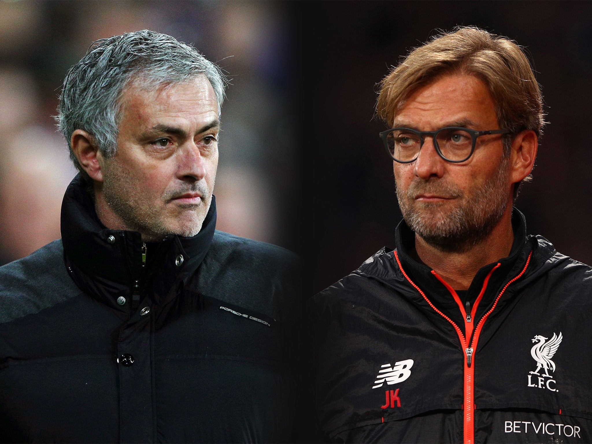 Mourinho and Klopp face strategic dilemmas ahead of showdown