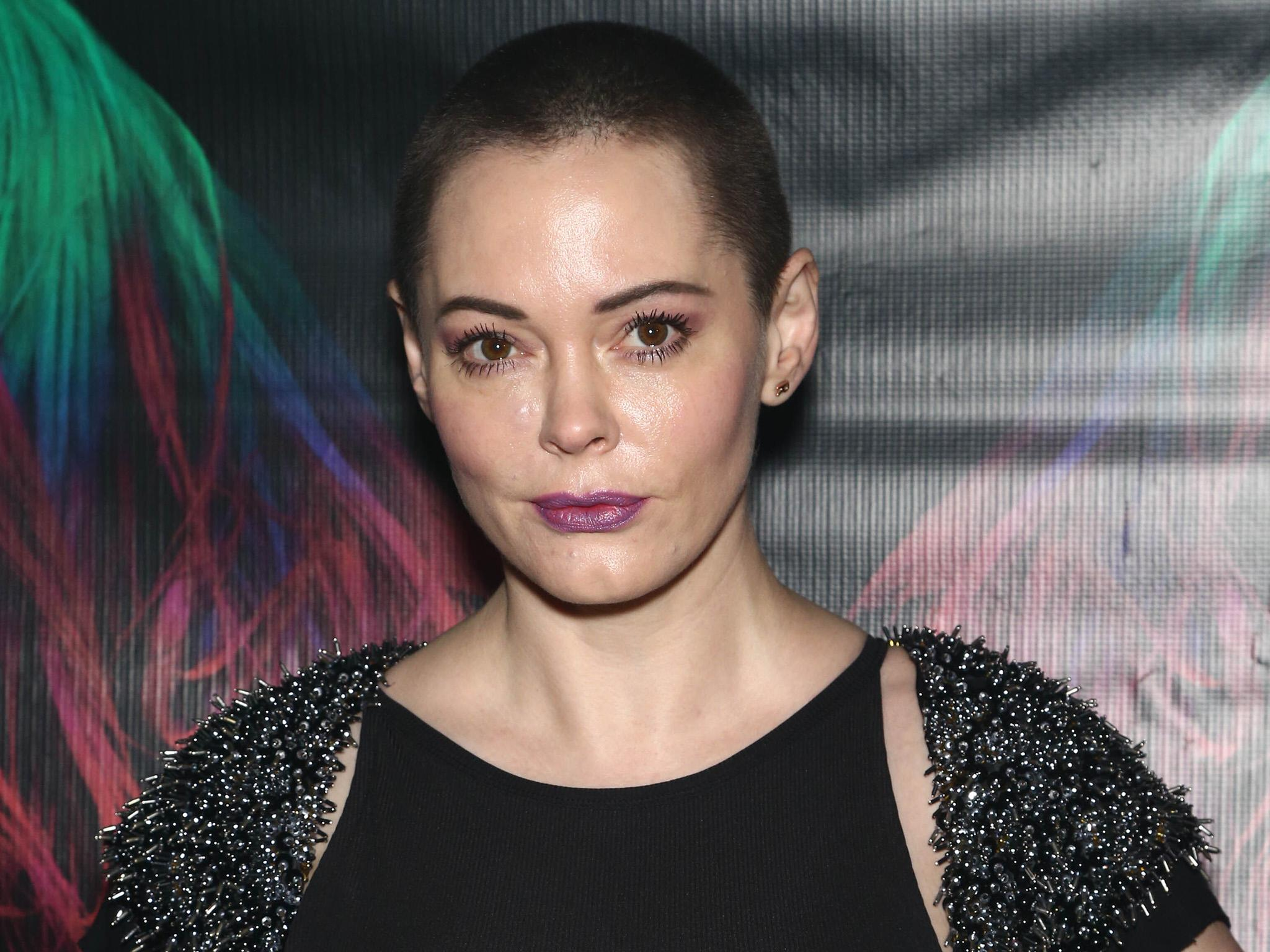 Rose McGowan mourns the 'stolen acting careers' left in the wake of Harvey Weinstein