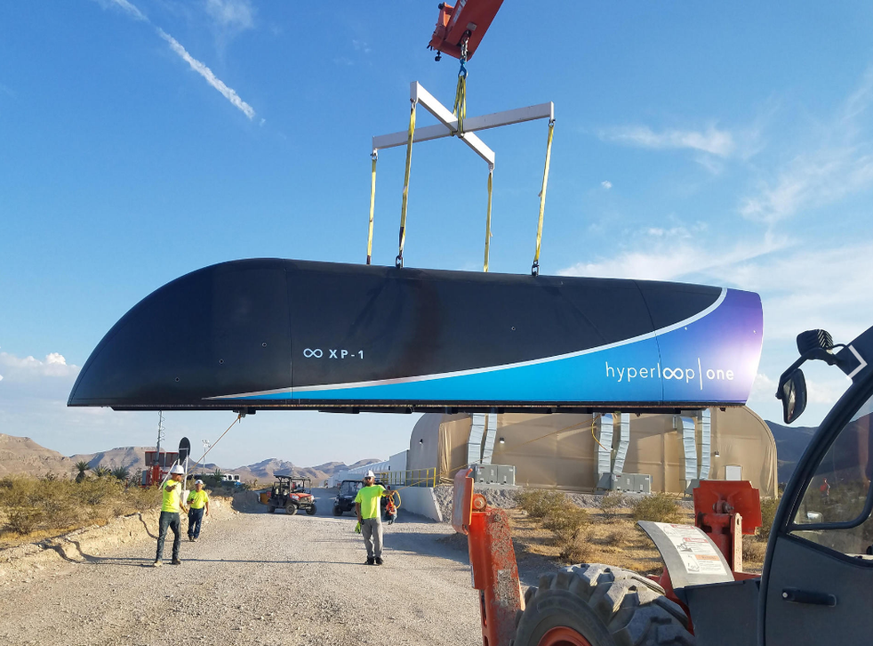 Virgin has invested an undisclosed stake in Hyperloop One