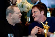 Don't tell me Tarantino doesn't understand why Weinstein did it