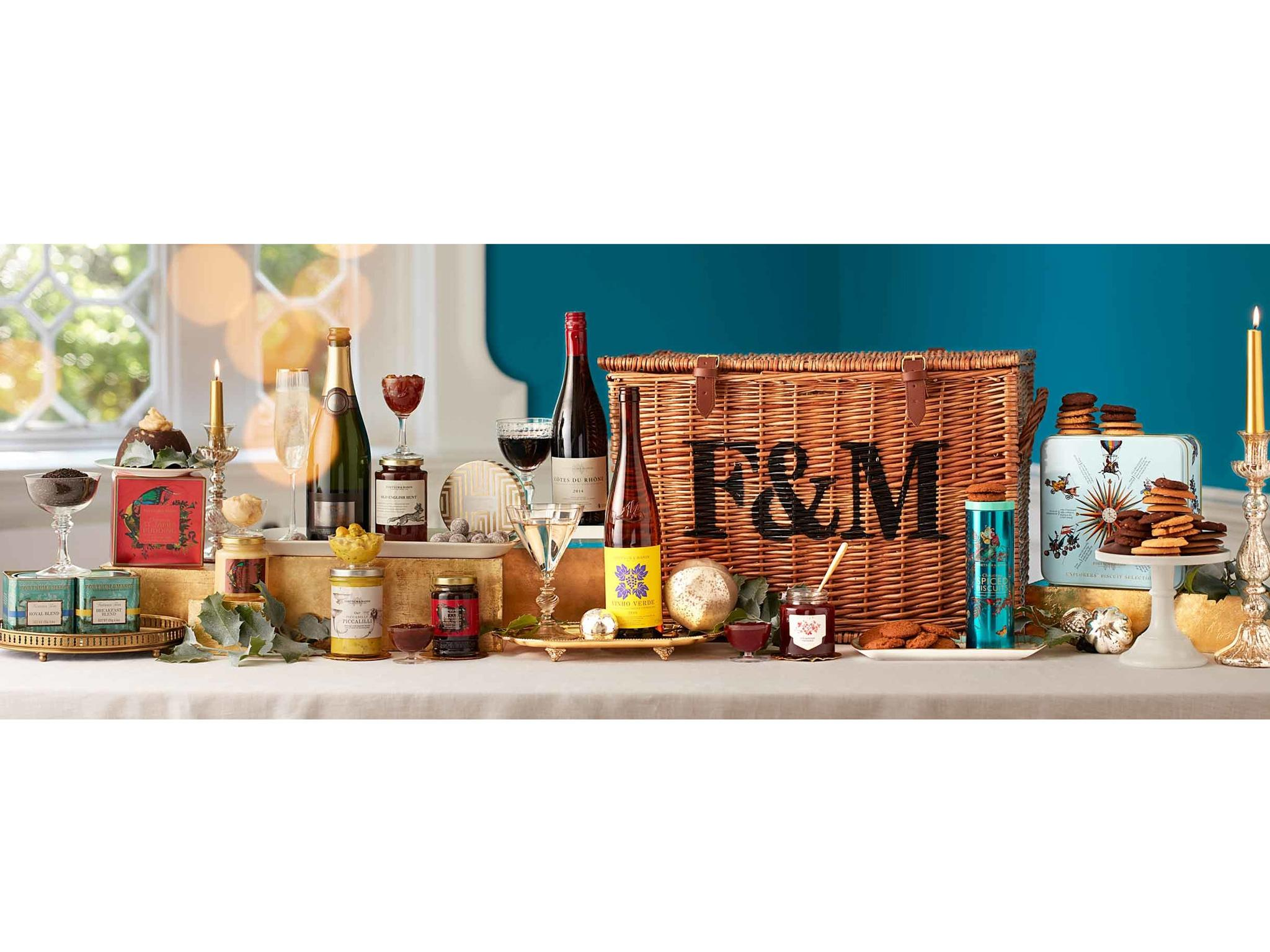 11 best christmas food and drink hampers the independent when negle Gallery