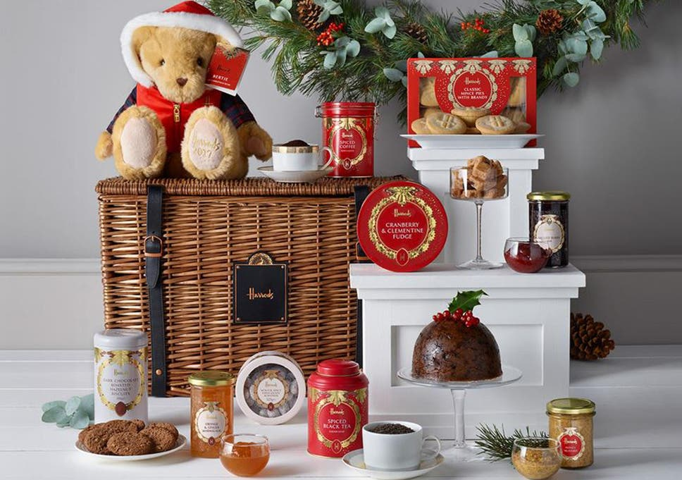 11 best christmas food and drink hampers the independent tis the season to be indulgent so find the perfect collection of foodie goodies negle Gallery