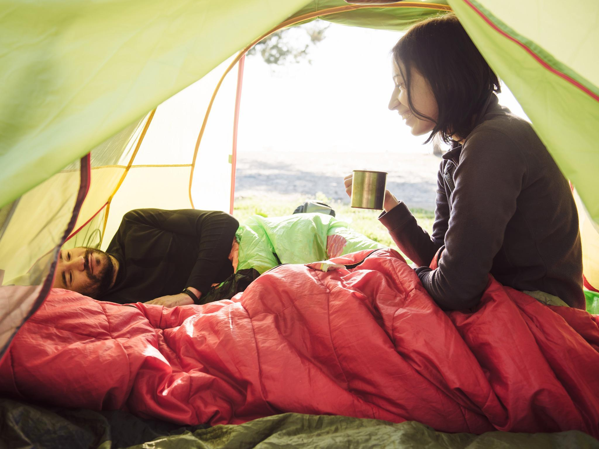 Seven Best Sleeping Bag Liners The Independent