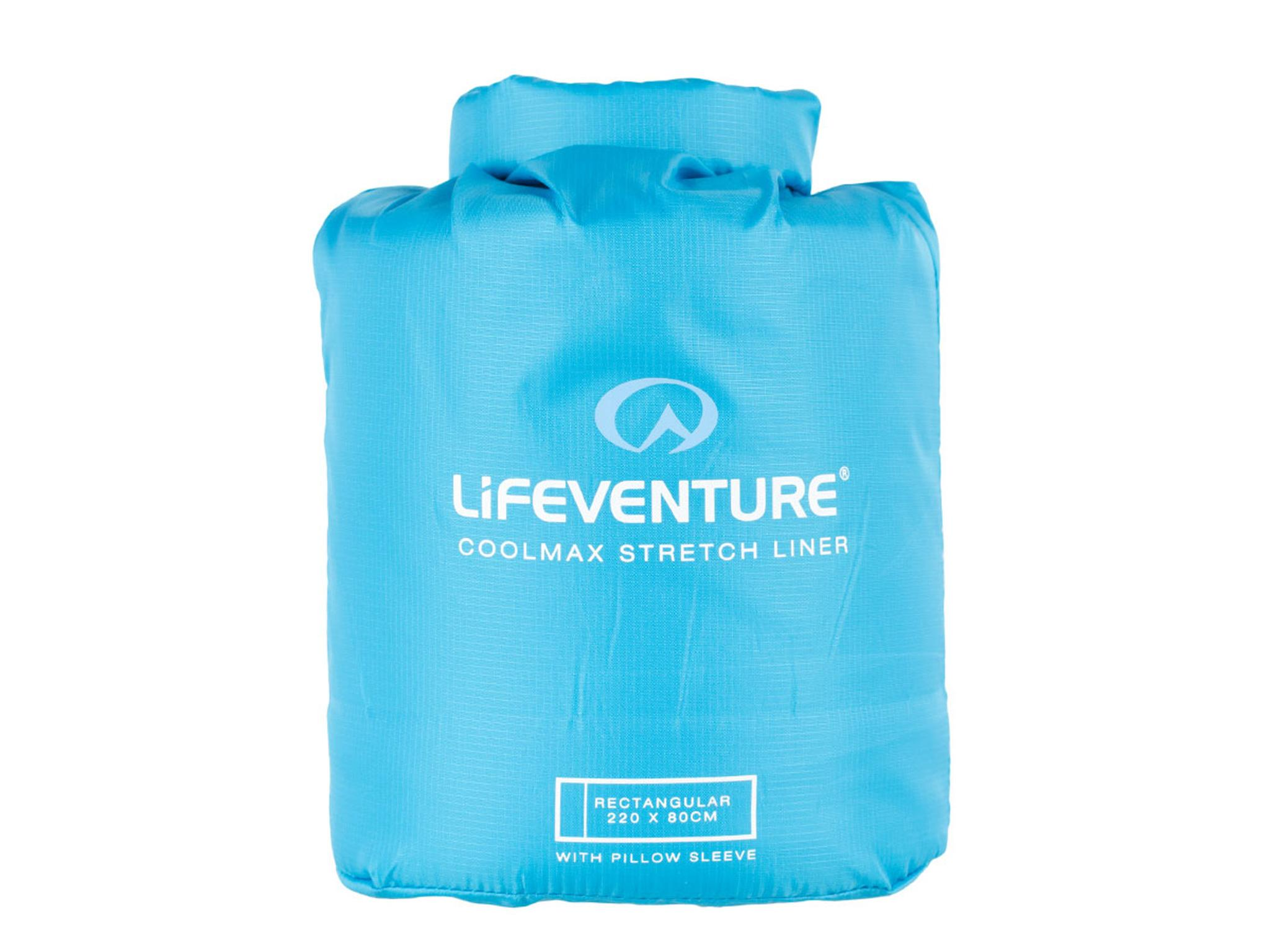 ed3c3dbbd1e Lifeventure Coolmax Sleeping Bag Liner  £36.99, Cotswold Outdoors