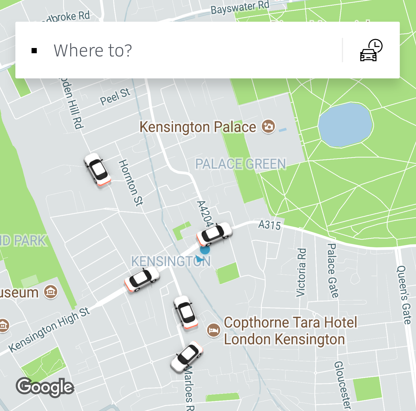 Uber to increase fares in central London to help pay new congestion