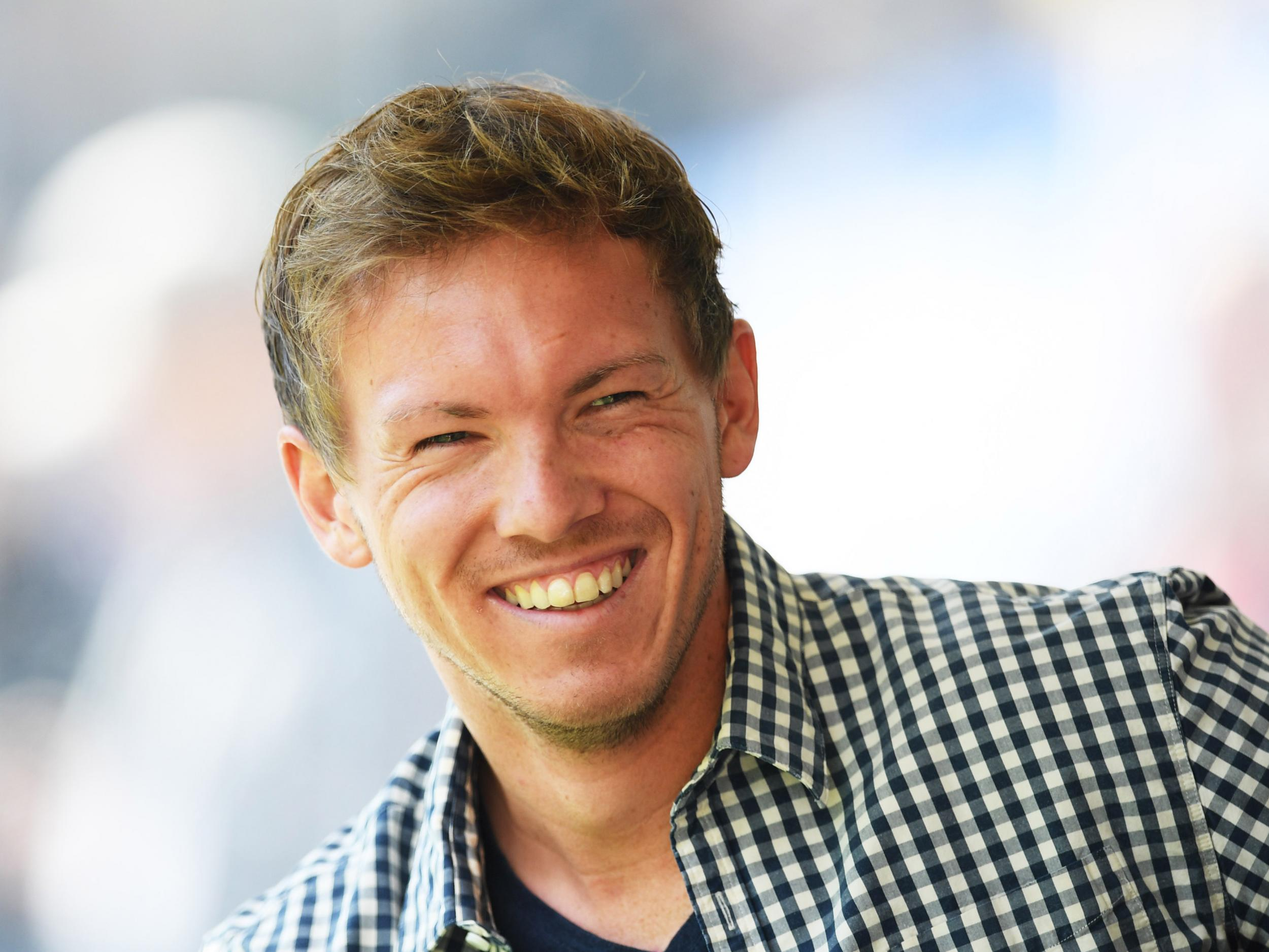 Julian Nagelsmann becomes first coach to join Juan Mata's Common Goal and donate 1% of salary to charity