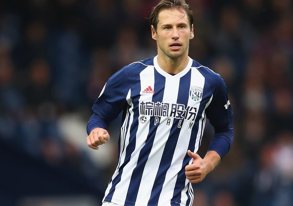 Grzegorz Krychowiak Is On Loan At The Hawthorns Until The End Of The Season