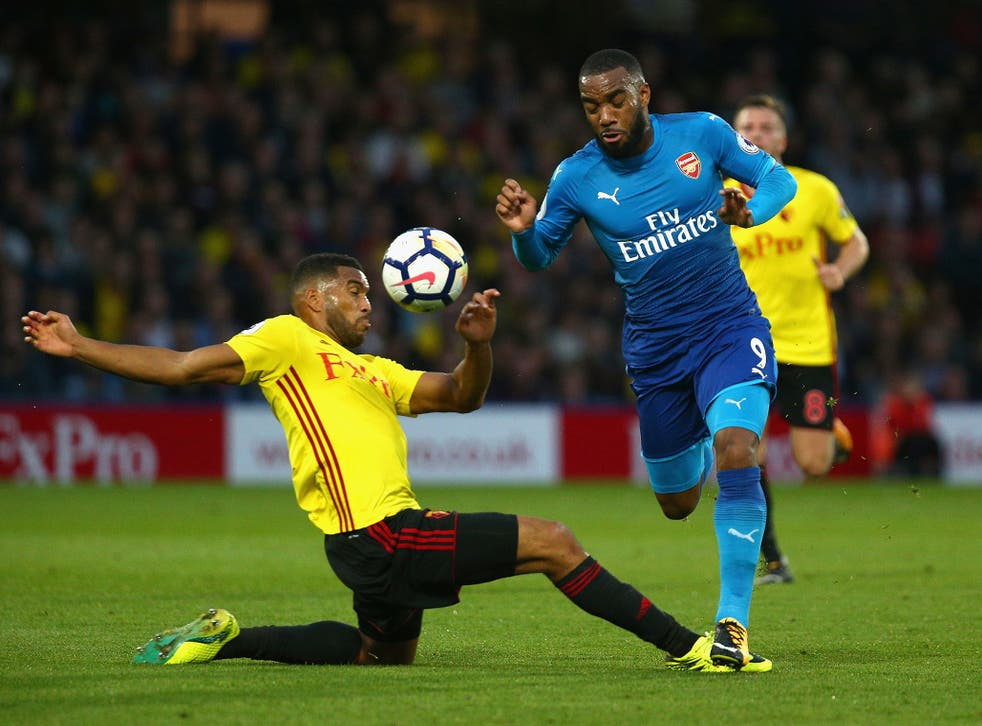 Watford and Arsenal played out an entertaining 1-1 draw