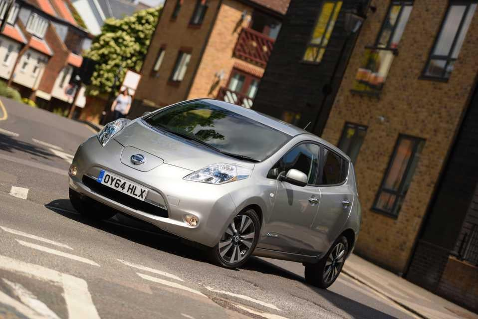 Nissan Leaf Electric Car Ad Forbidden For Deceptive Charging Time  Requirements