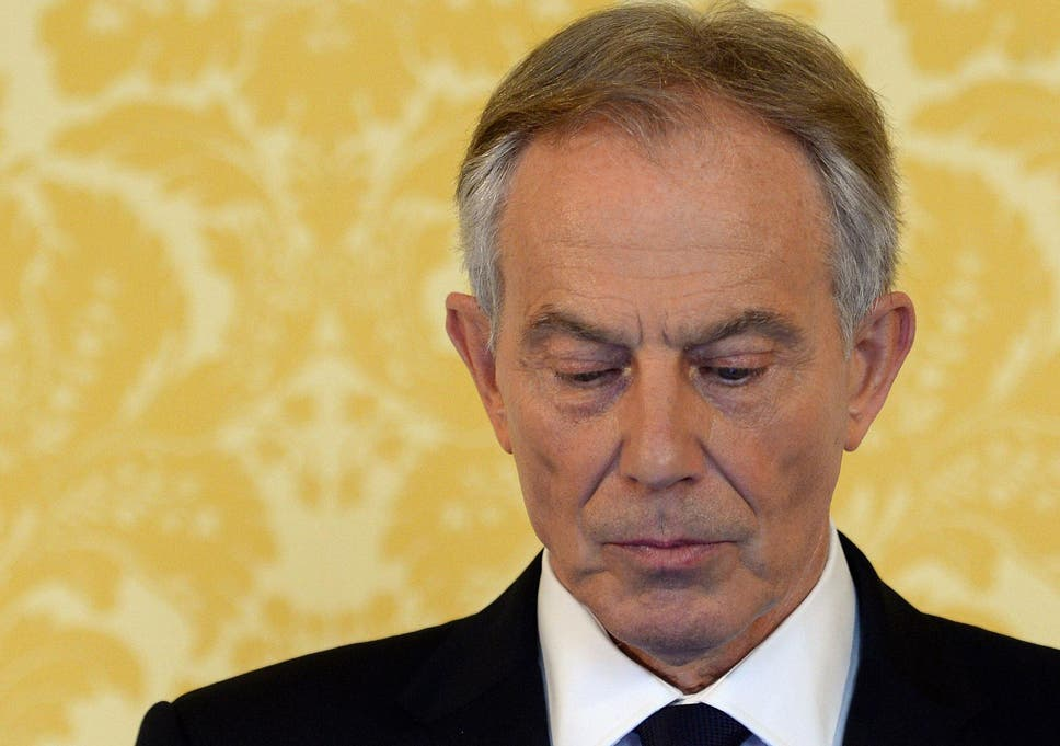 Tony Blair Says He Regrets Siding With Israel And George W Bush Over