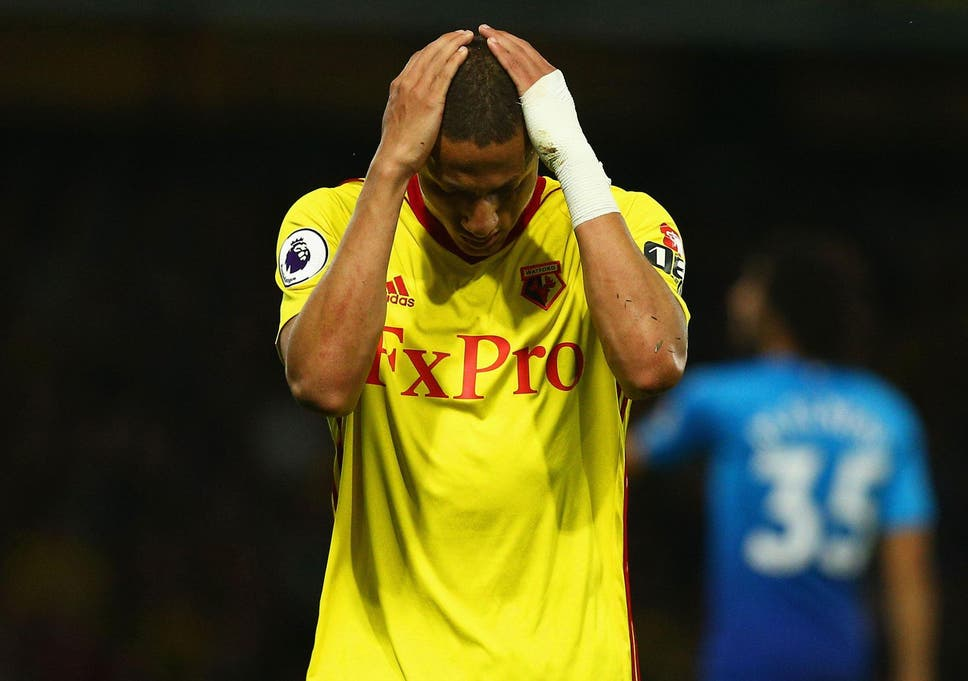 the best attitude 27599 f9529 Diving ban for Richarlison would be laughable says Watford's ...