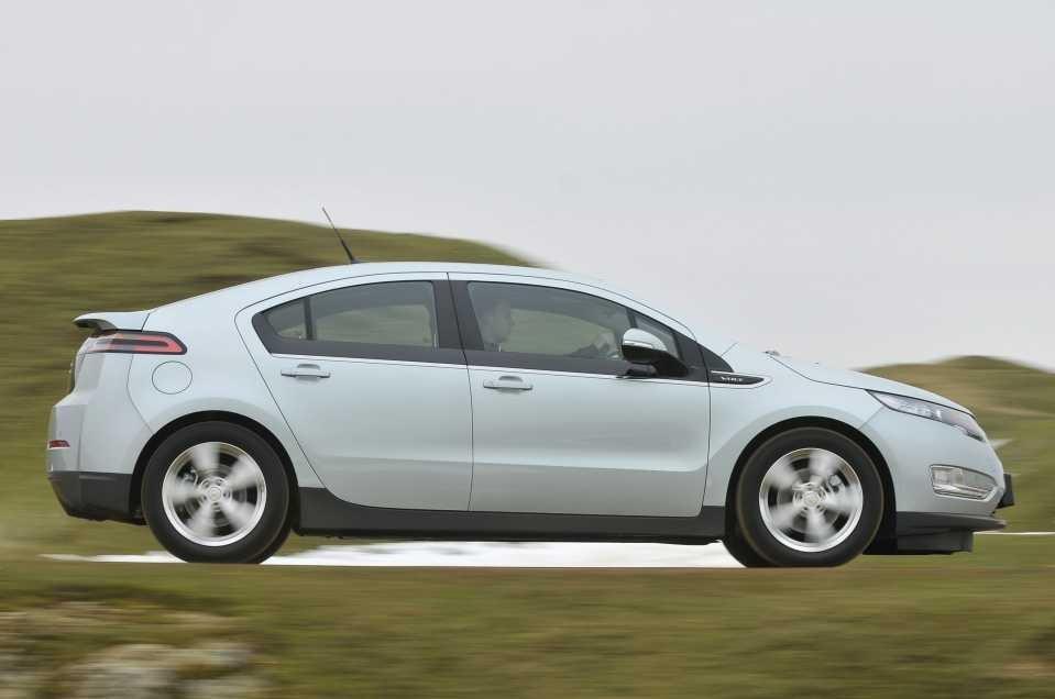 Buying used: Audi A5 Sportback vs Chevrolet Volt vs Range Rover