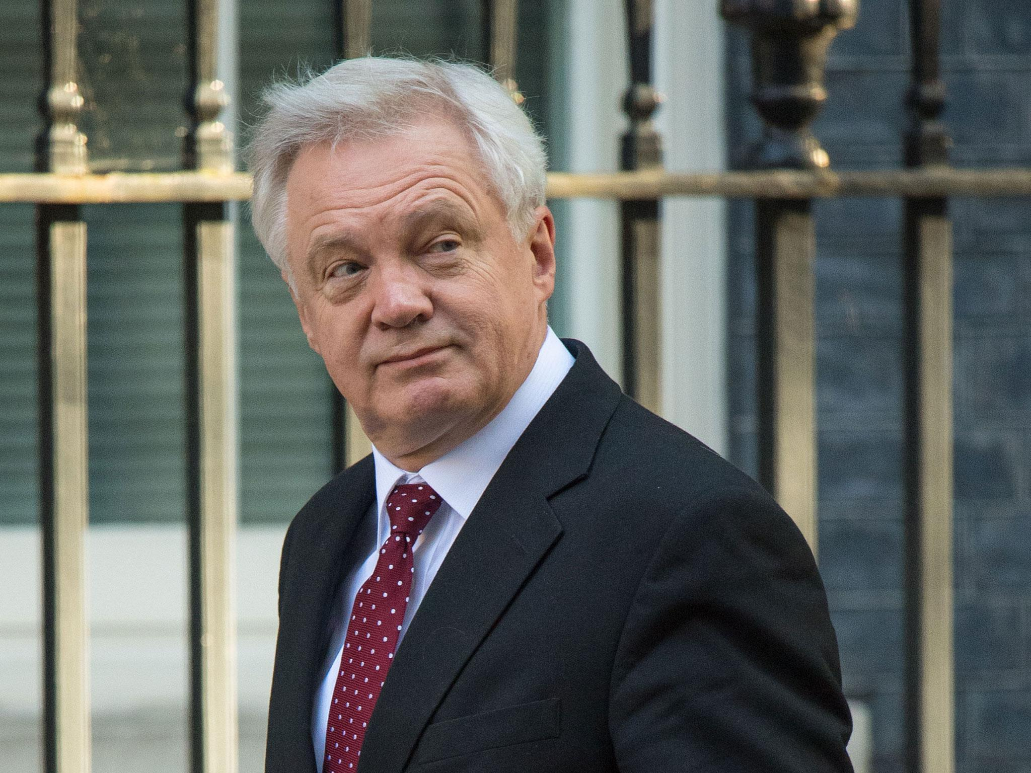 David Davis calls for Tory U-turn on tuition fees and cancellation of student debts