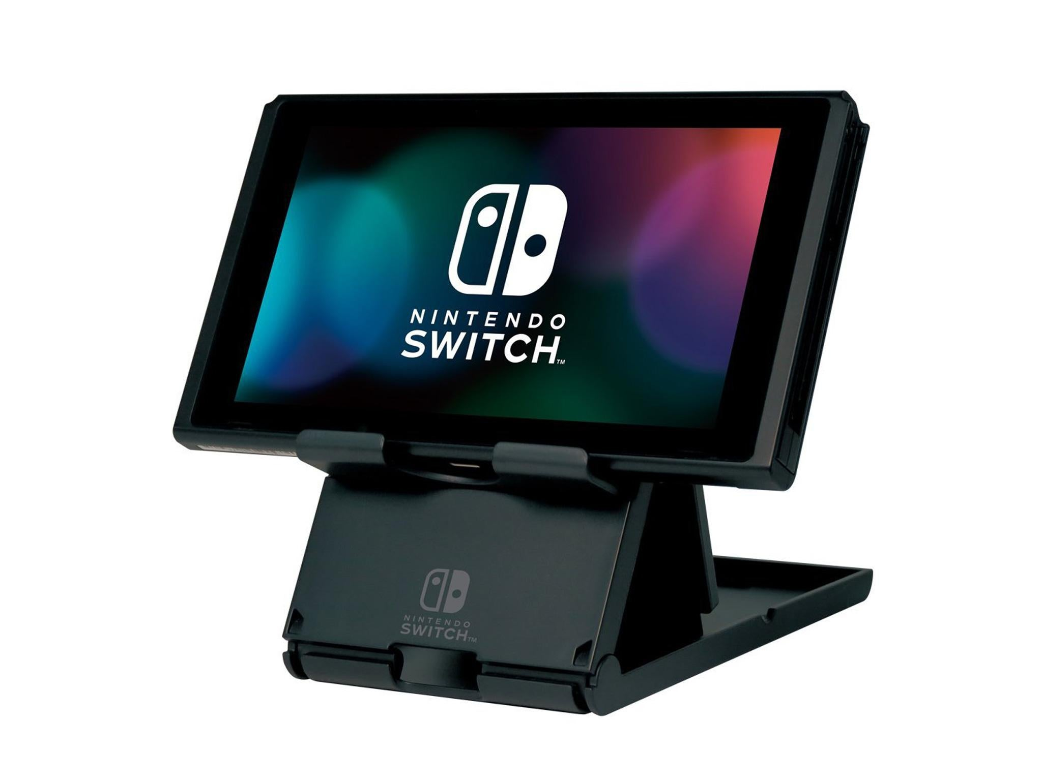 10 Best Nintendo Switch Accessories The Independent 8 Way Joystick Hori Compact Playstand Amazon