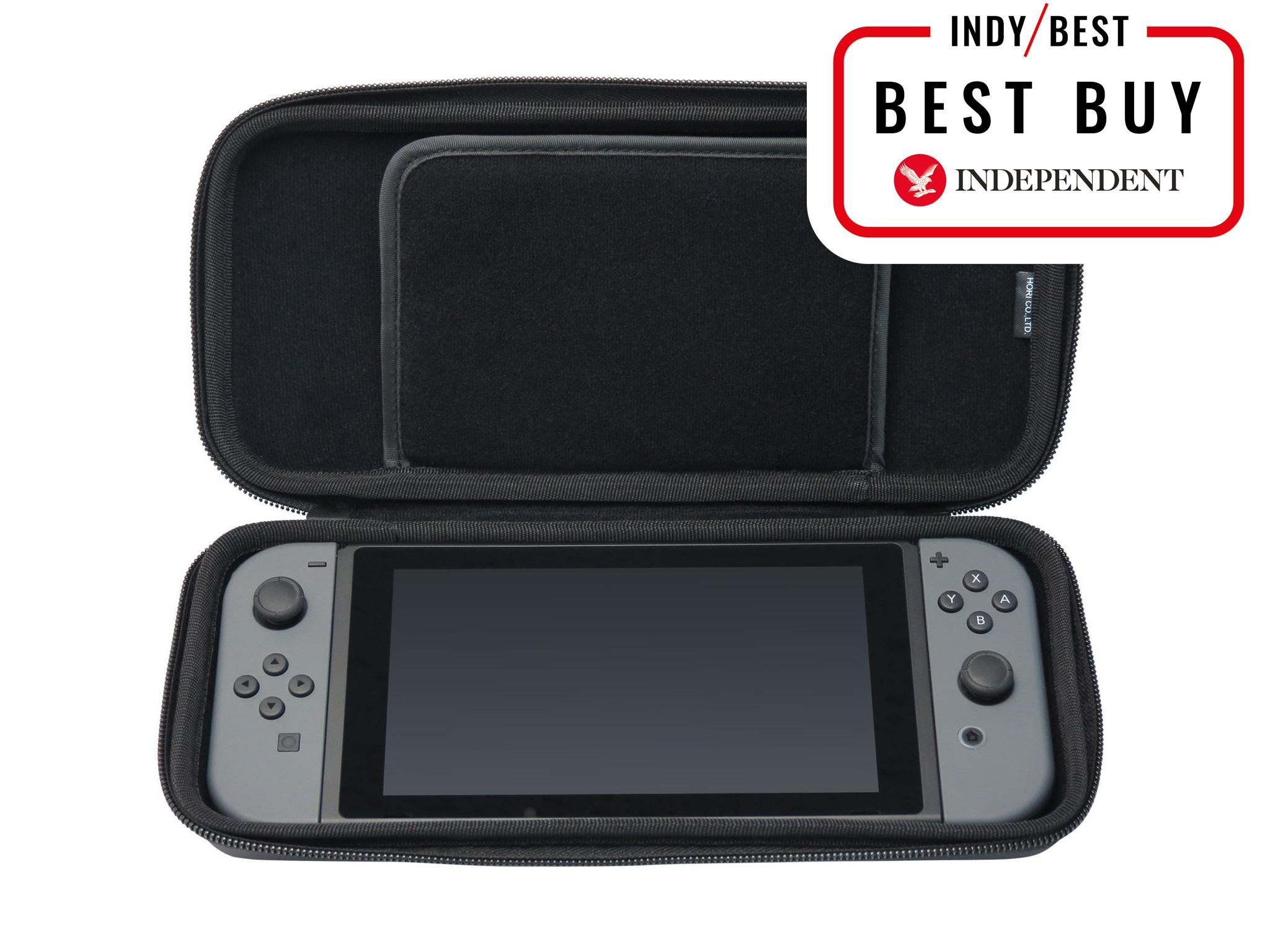 10 Best Nintendo Switch Accessories The Independent Acrylic Wiring Box Hori Tough Case 14 Amazon