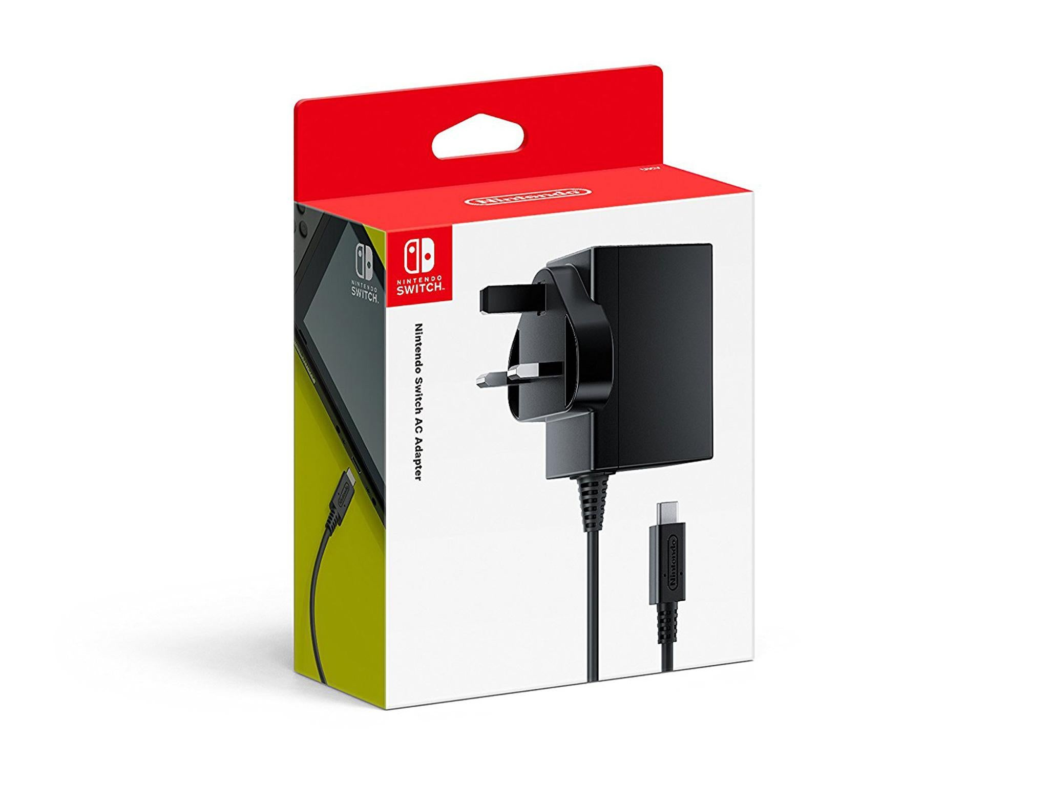 10 best nintendo switch accessories the independent