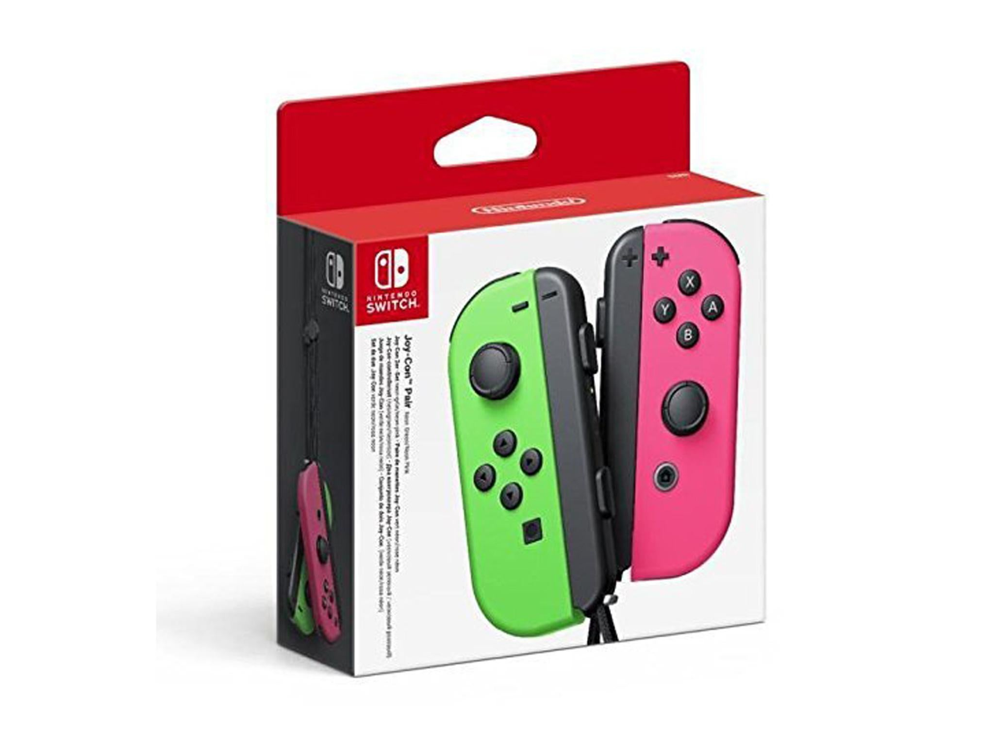10 Best Nintendo Switch Accessories The Independent Four Way Hat Joy Con Controller Set 70