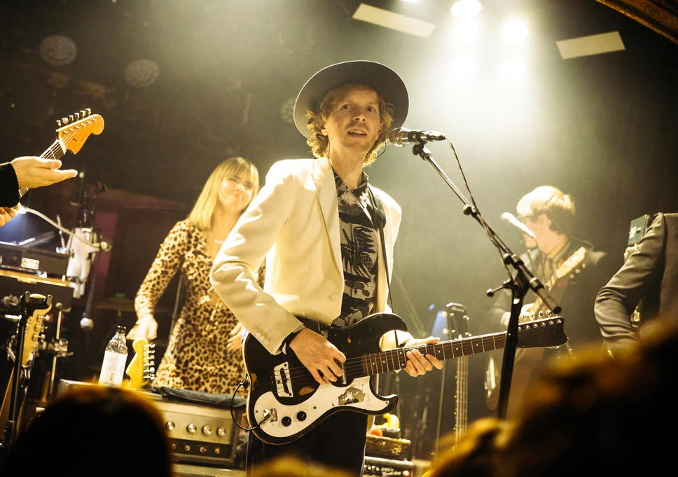 Beck At Electric Ballroom London Review Pop At Its Most Vivid