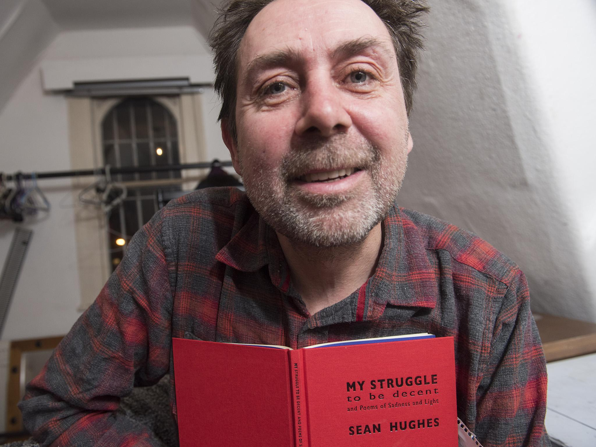 Sean Hughes dead: Irish comedian and Never Mind the Buzzcocks captain dies aged 51