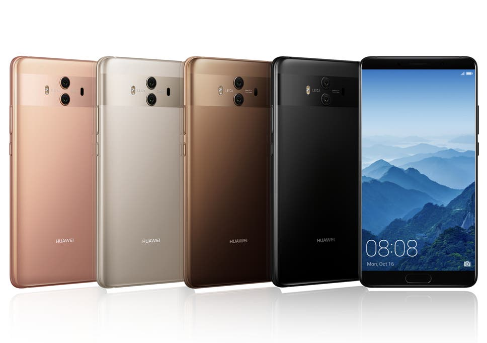 Huawei Mate 10: Price, release date and everything else you need to