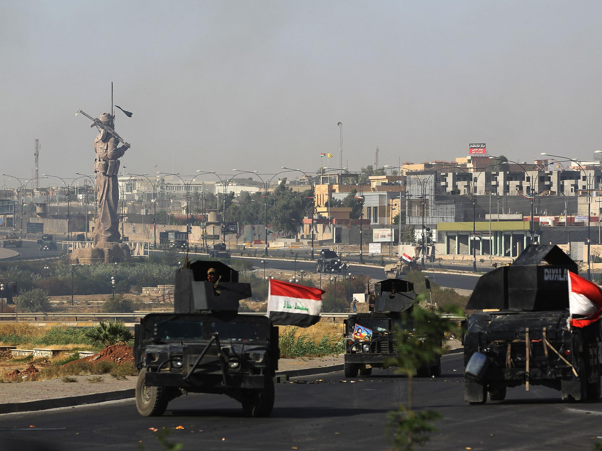 Iraq takes Kirkuk from Kurds in move that destabilises region still further and brings end to move for independence