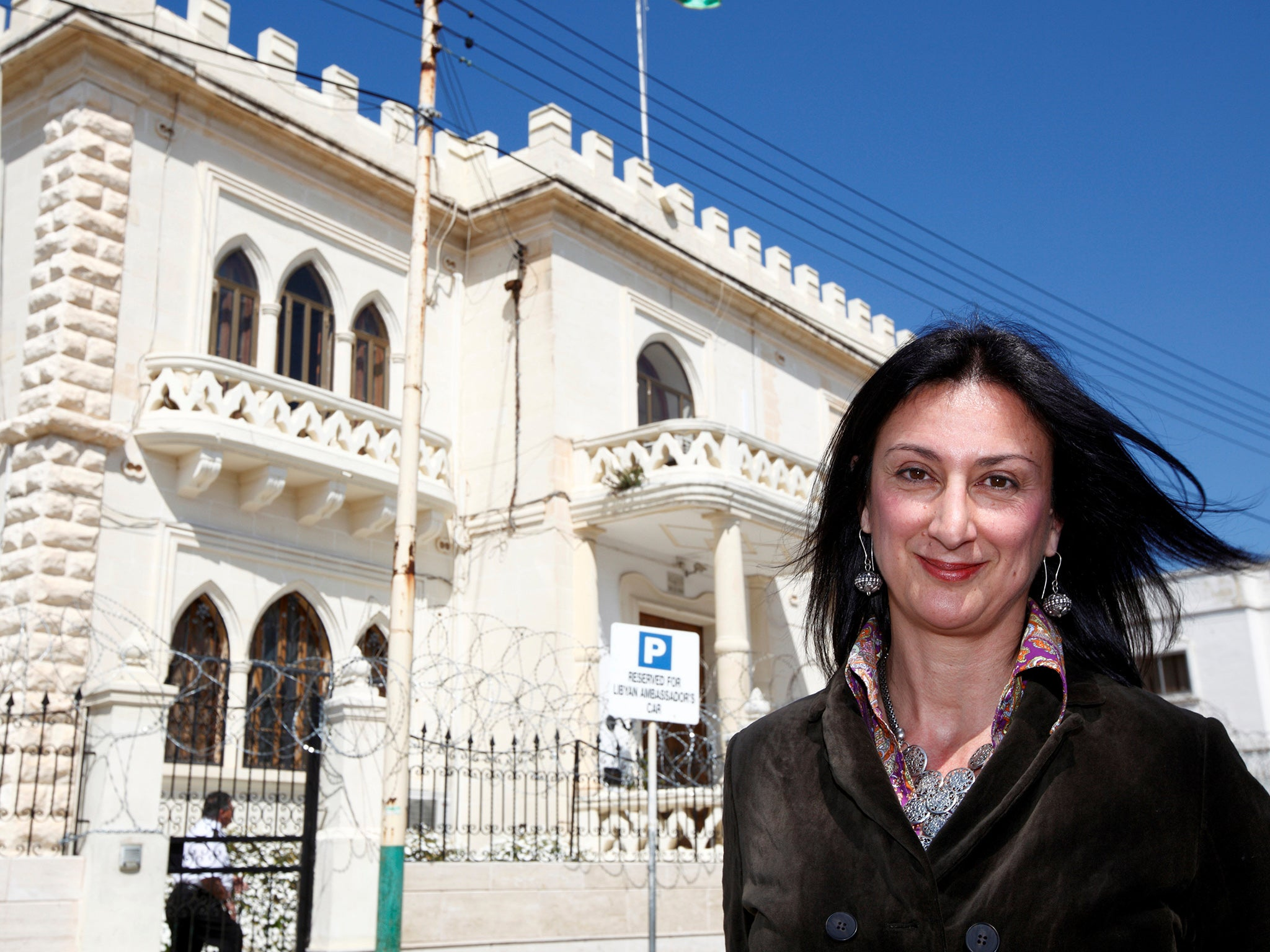 'One-woman Wikileaks' who worked on Panama Papers killed by car bomb in Malta