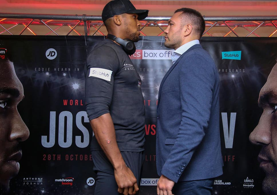 6a70c414f Anthony Joshua to face Carlos Takam after Kubrat Pulev withdraws ...