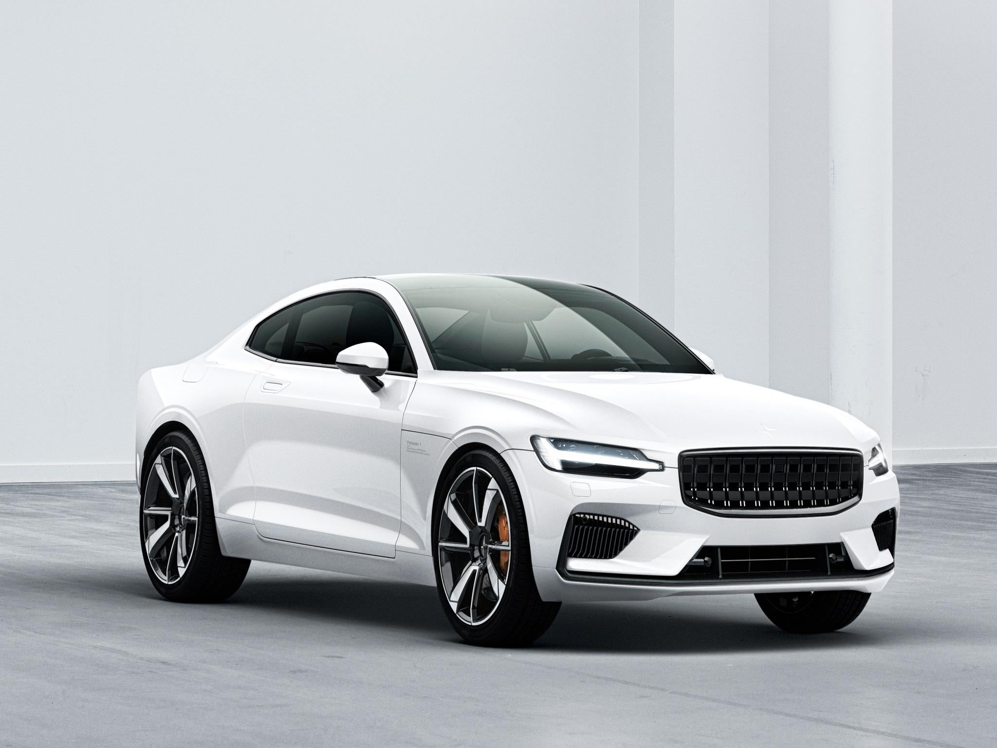 polestar 1 sweden 39 s volvo and china 39 s geely unveil new electric sports car the independent. Black Bedroom Furniture Sets. Home Design Ideas