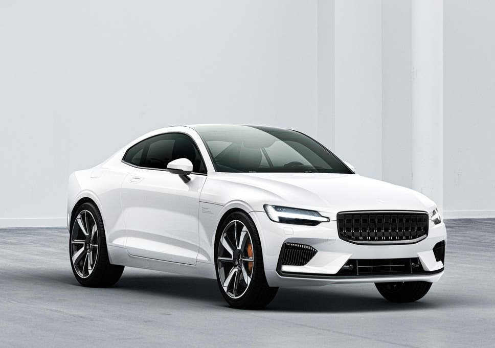 Volvo Sports Car >> Polestar 1 Sweden S Volvo And China S Geely Unveil New Electric