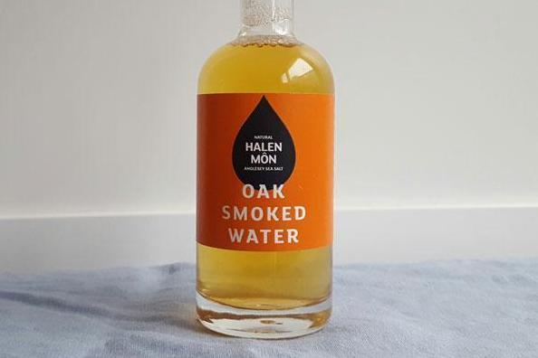 Smoked water exists and it costs more than a single malt whisky