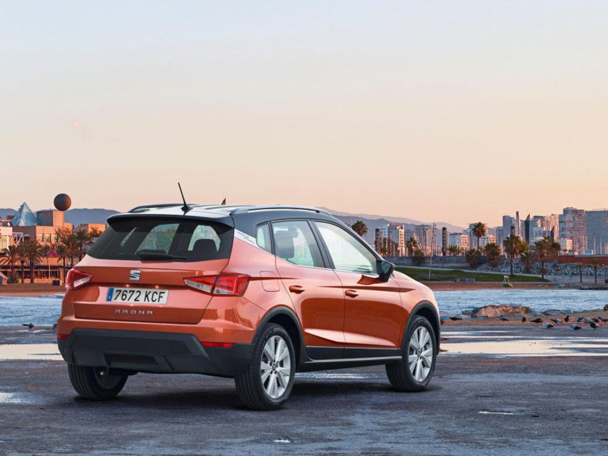Seat Arona car review | The Independent | The Independent