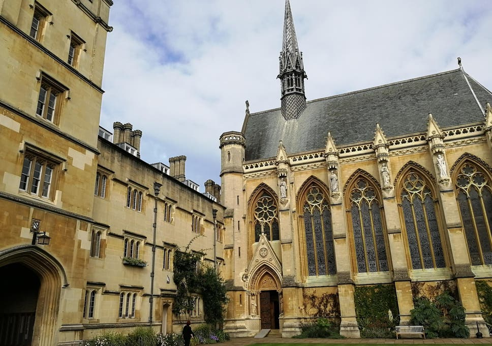 Lyra S Oxford New Philip Pullman Inspired Walking Tour