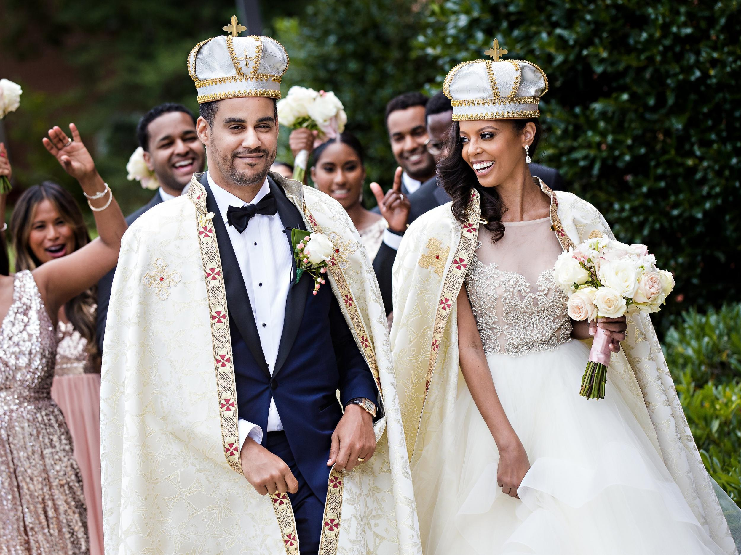 American woman marries Ethiopian prince she met in nightclub | The