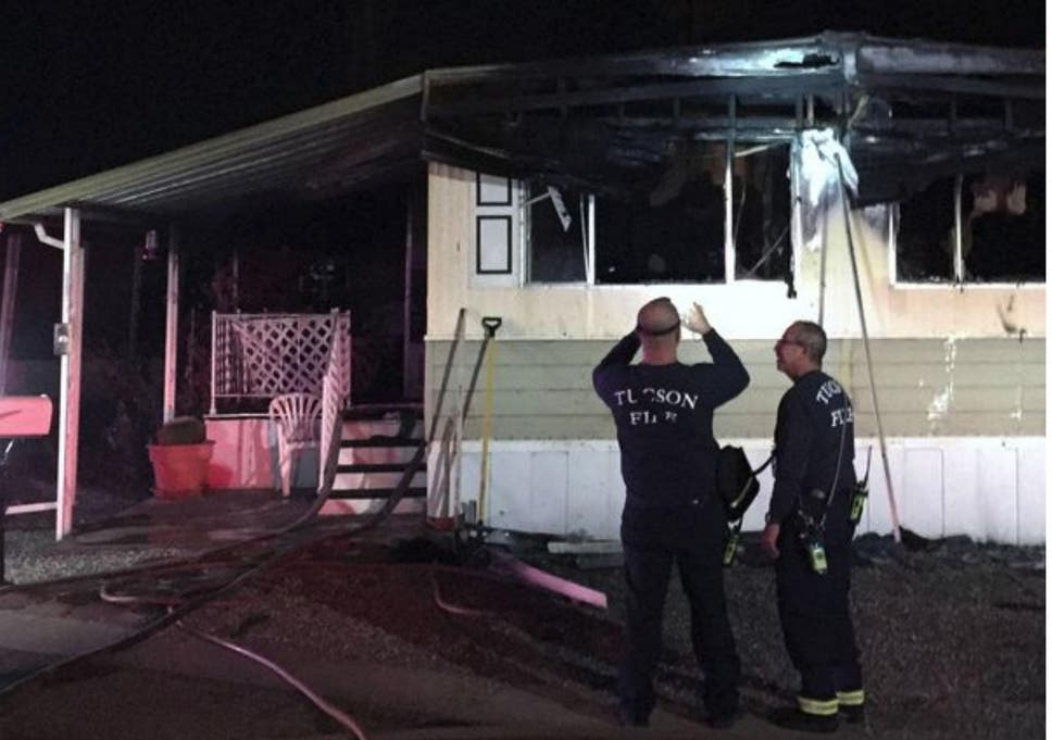 Man Tries To Kill Spider With Blowtorch And Accidentally Burns House