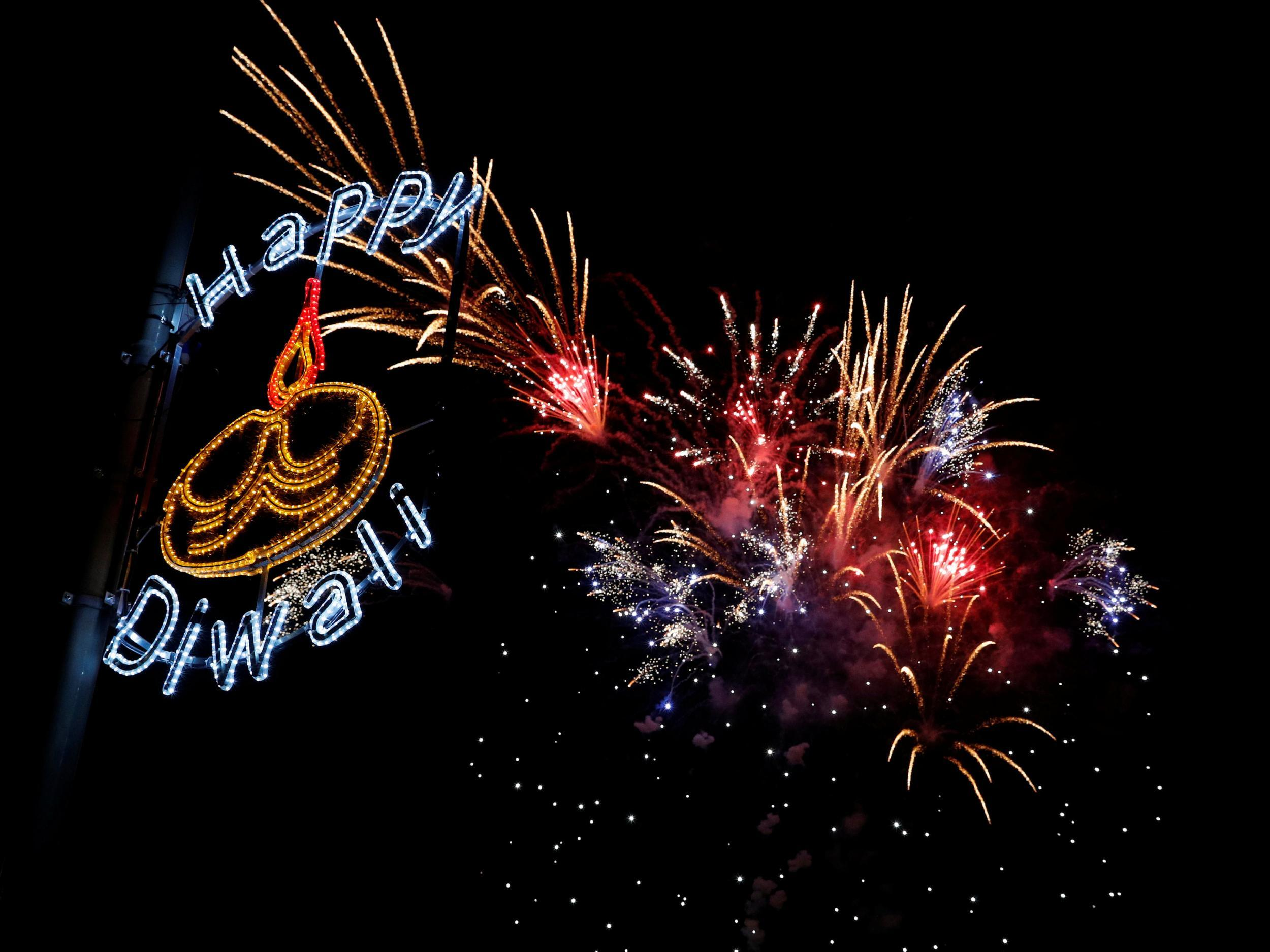Fireworks ...  sc 1 st  The Independent & Diwali 2017: When is it and how is it celebrated? | The Independent