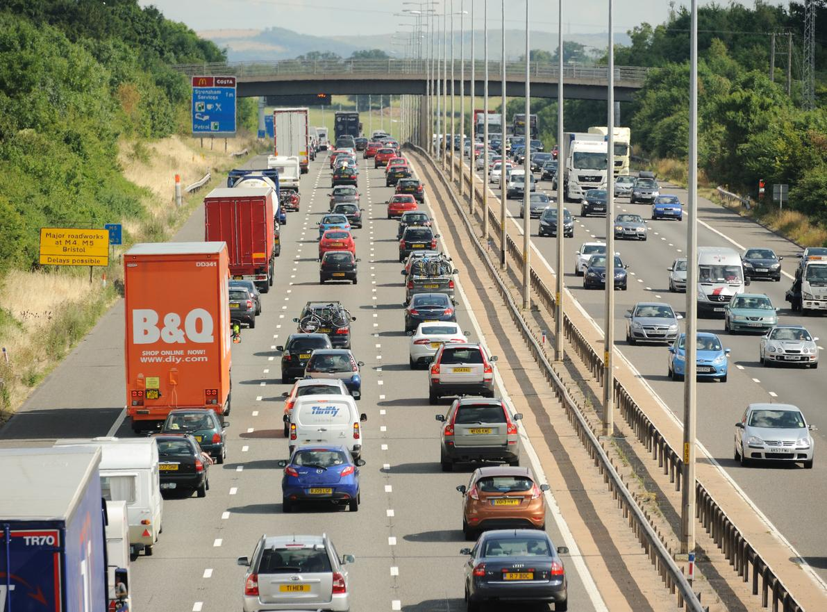 UK's worst traffic jam hotspots and how to avoid them | The Independent