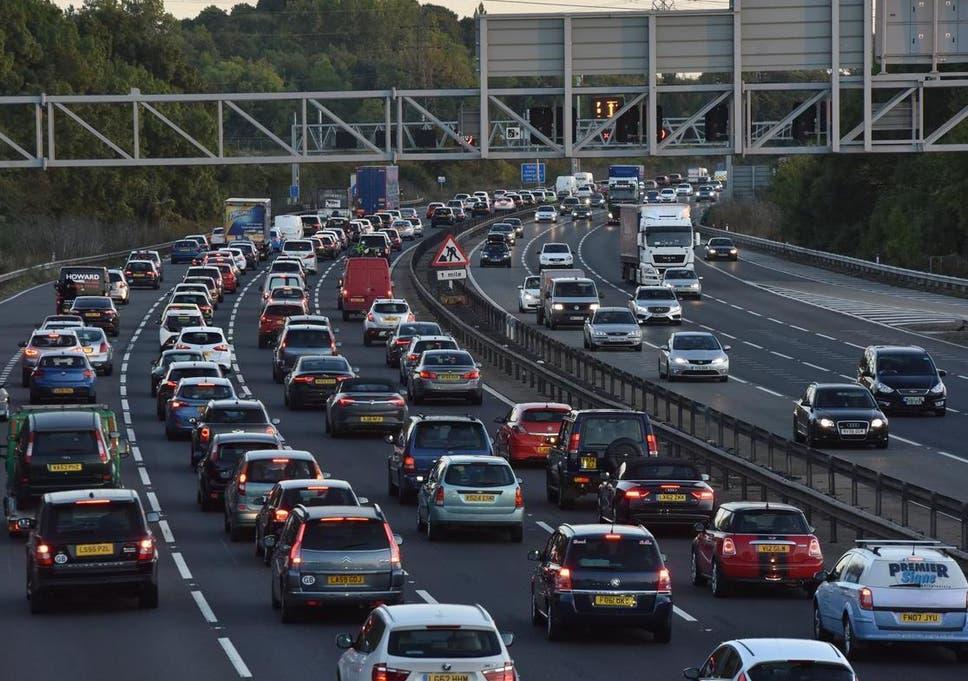 UK's worst traffic blackspots over Easter holidays