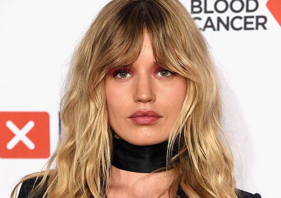 Curtain fringe: The hairstyle everyone will be asking for this ...