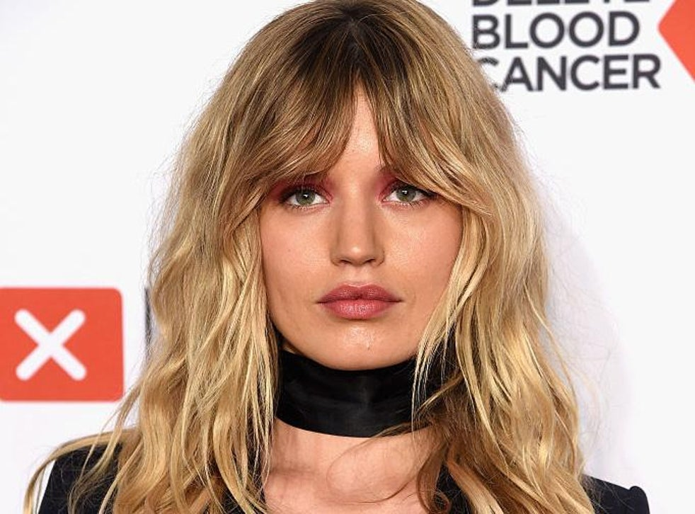 Curtain Fringe The Hairstyle Everyone Will Be Asking For This Autumn The Independent The Independent