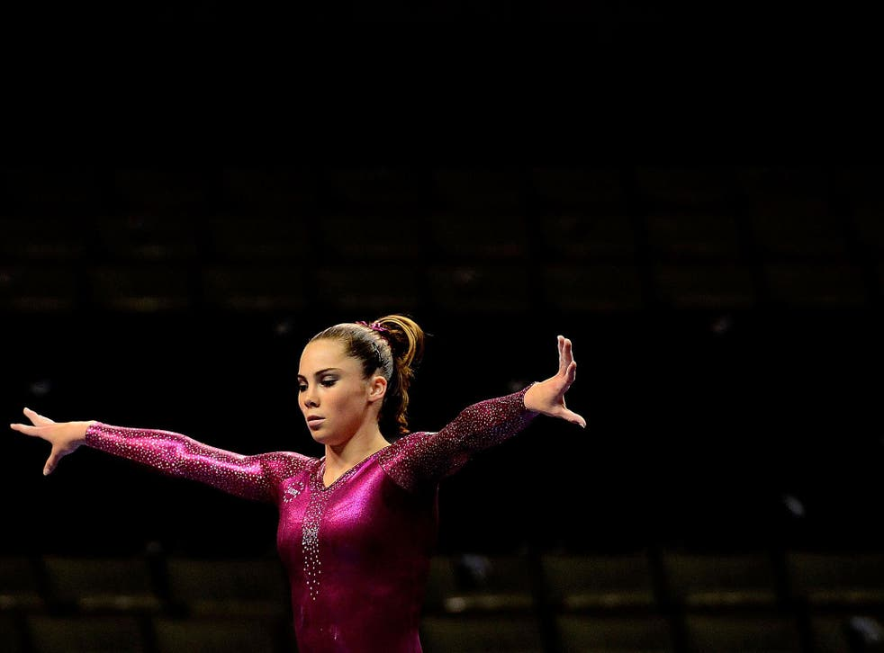 McKayla Maroney won gold and silver medals at the 2012 Games