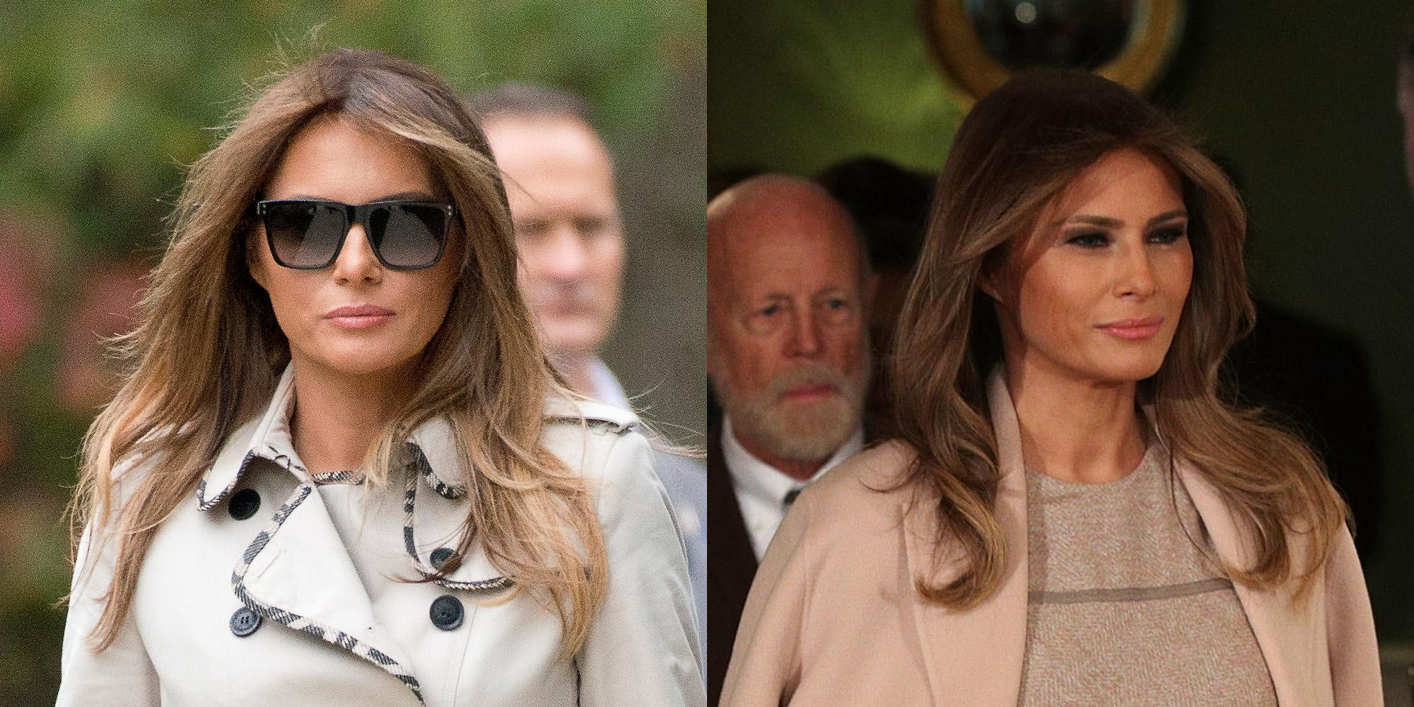 Image result for melania Trump body double