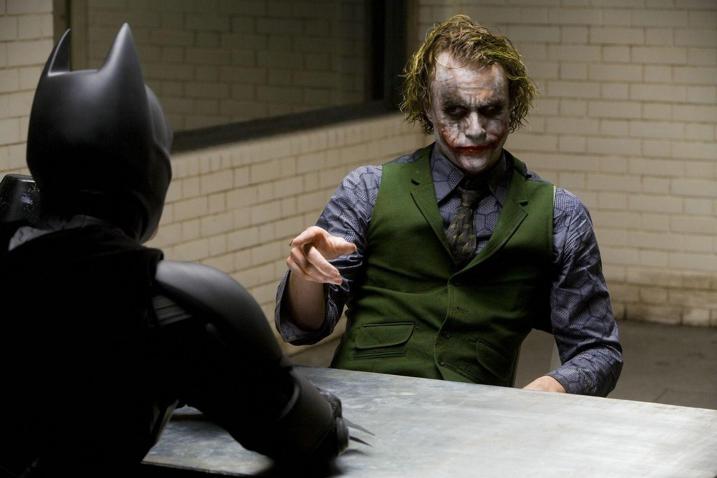 Heath Ledger was planning to return as the Joker in The Dark