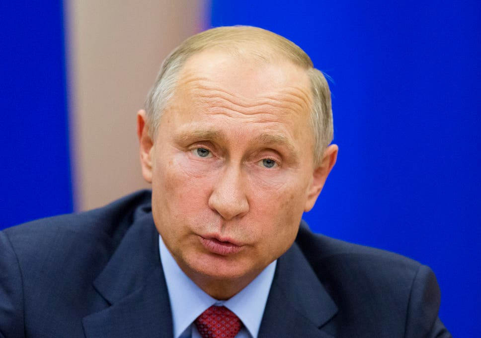 Vladimir Putin is positioning himself as the main player in the