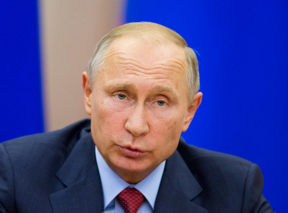 Vladimir Putin Is Positioning Himself As The Main Player In The Middle East The Independent The Independent